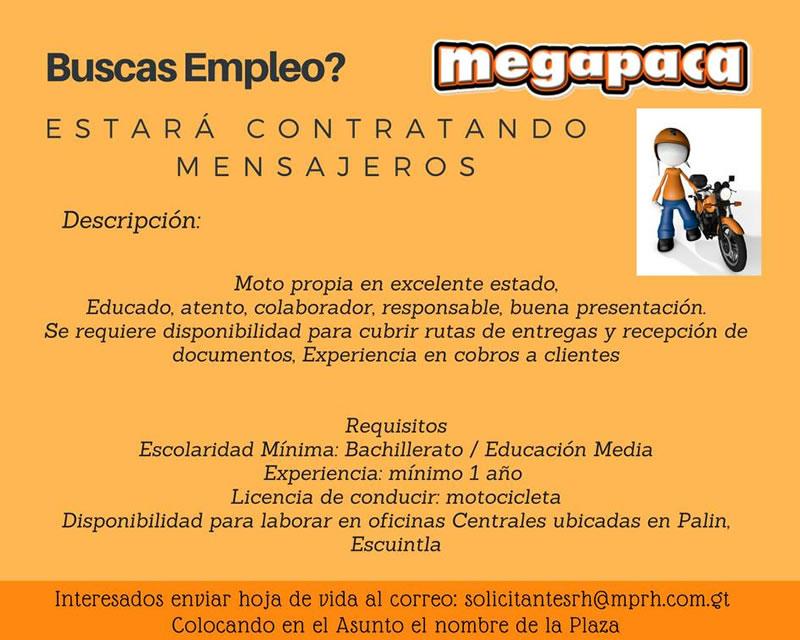 Megapaca Guatemala